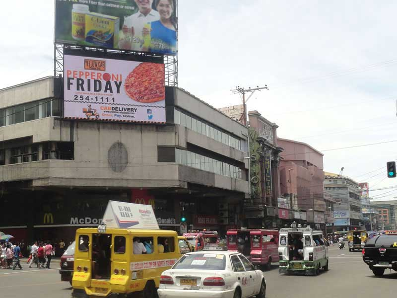 LED Billboard in Cebu