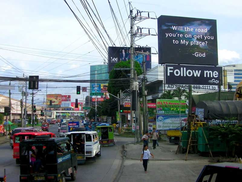 LED Billboard in Davao