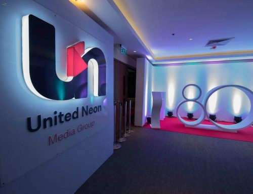 United Neon is celebrating its 80th year this 2017