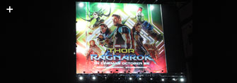 Billboards of Thor Ragnarok