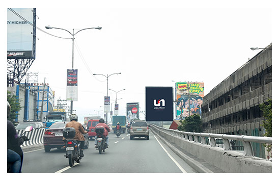 Mang Inasal Billboard ads in C5