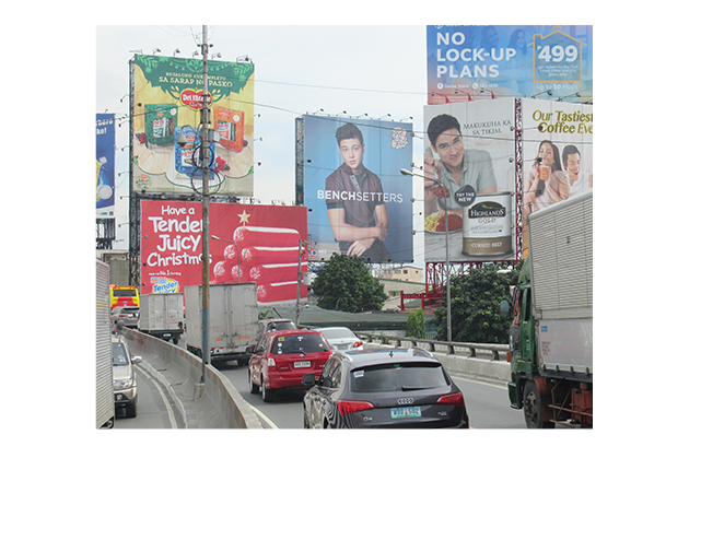 billboard signs in San Roque