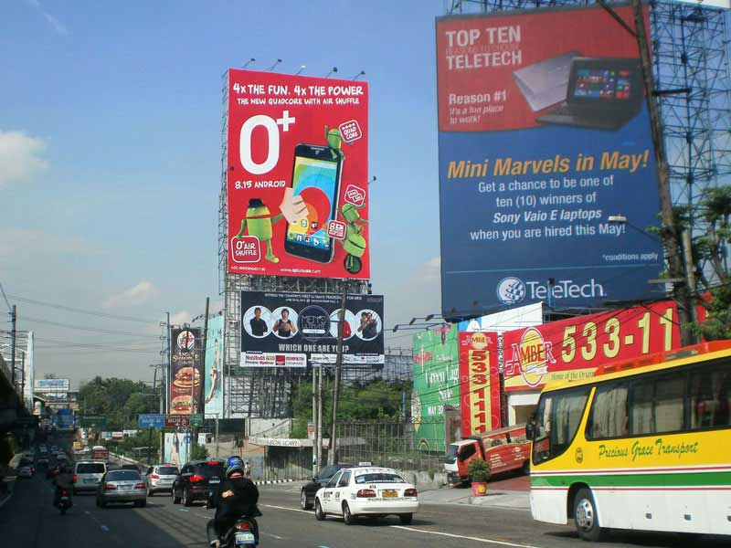 Billboards of Oplus