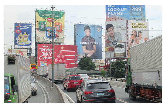 Billboard Advertisement Philippines